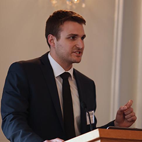 Benjamin Smith (Presenting)