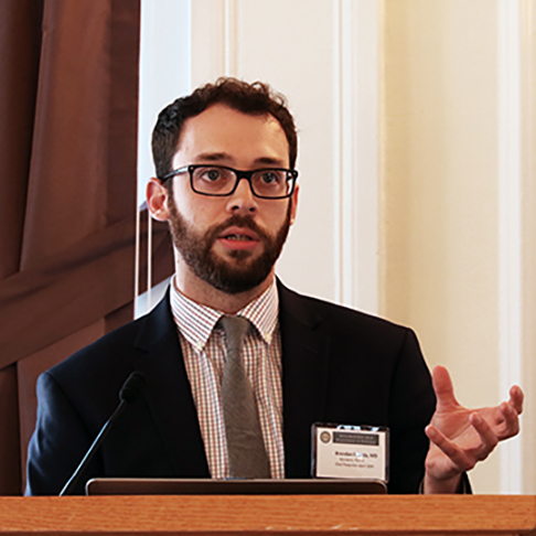 Brendan Filardo (Presenting)