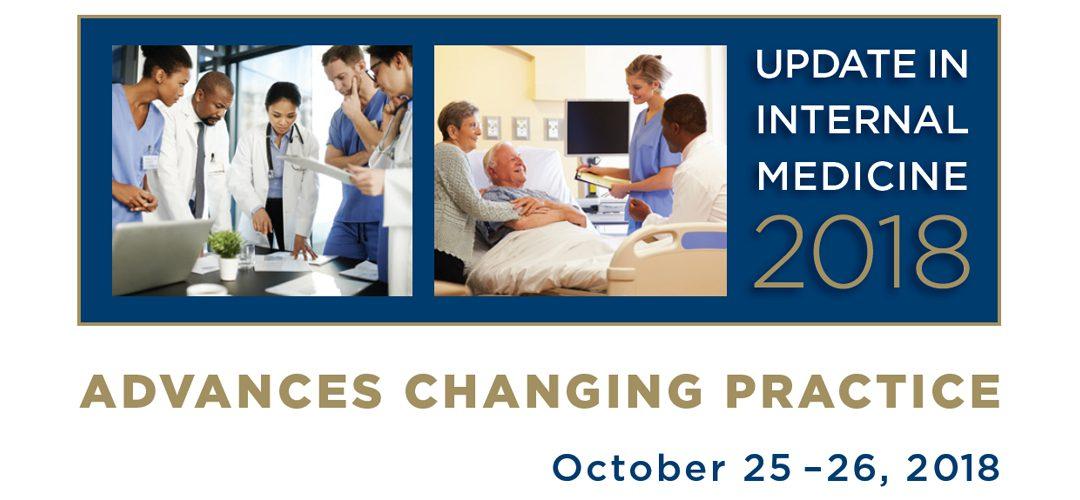 Update in Internal Medicine