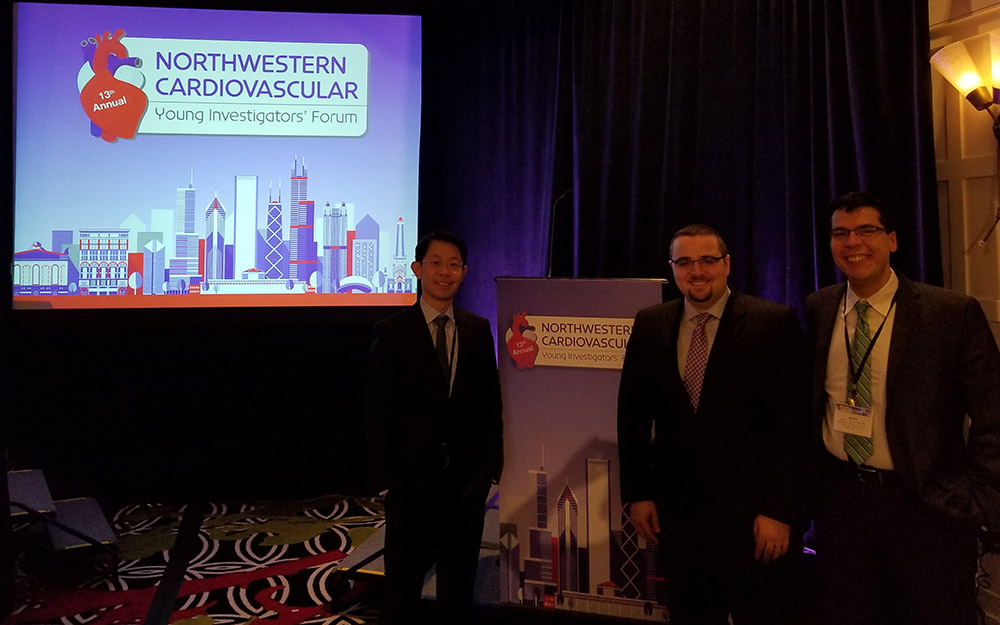 Northwestern Cardiovascular Young Investigators' Forum 2017