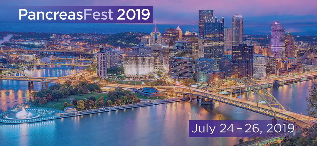 Registration is open for PancreasFest 2019!