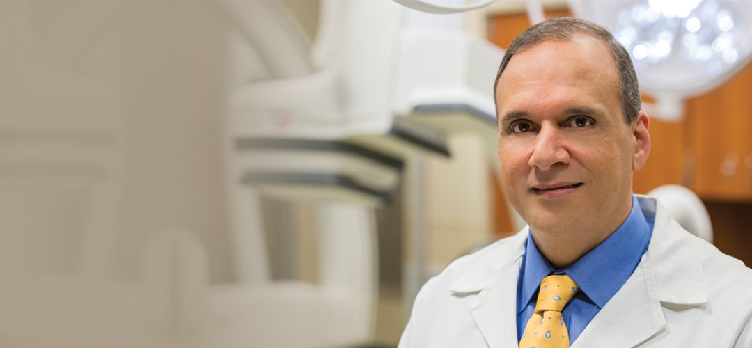 Dr. Samir Saba Named Chief of Cardiology