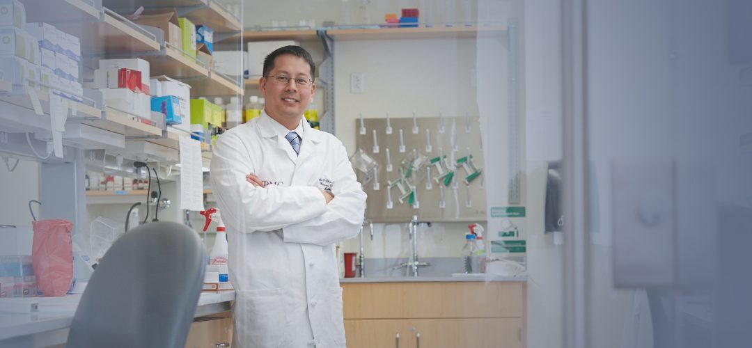 Dr. Stephen Chan Appointed as New Director of Vascular Medicine Institute