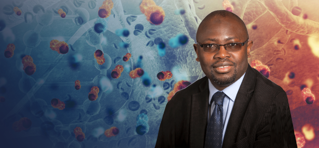 Dr. Taofeek Owonikoko Named Chief of the Division of Hematology/Oncology
