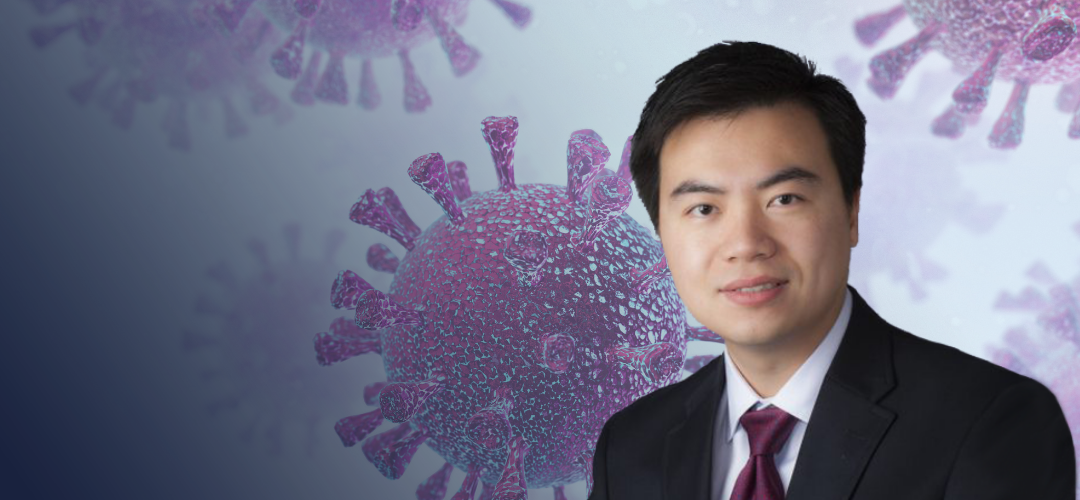 The Aging Institute's Bill Chen, PhD, identifies drugs that could combat COVID-19 mutations